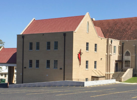 Centenary UMC Family Life Center