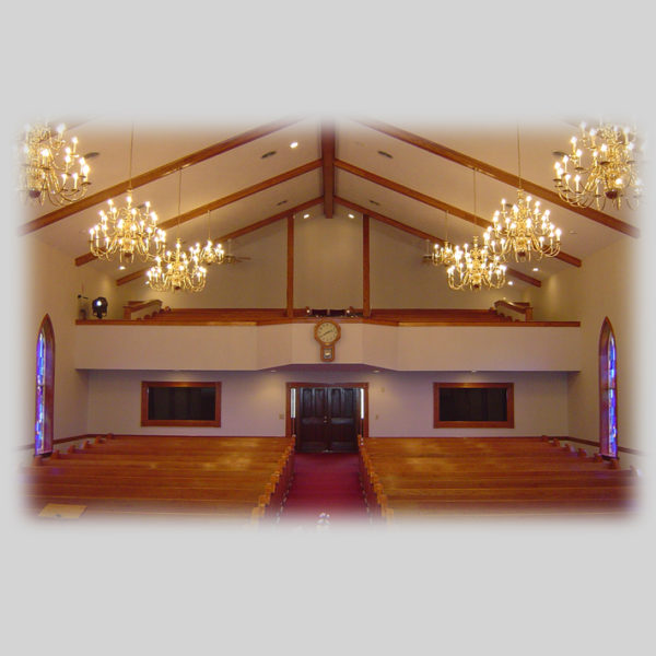 Calvary Baptist Church Interior