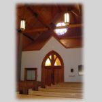 Taylor Chapel Interior