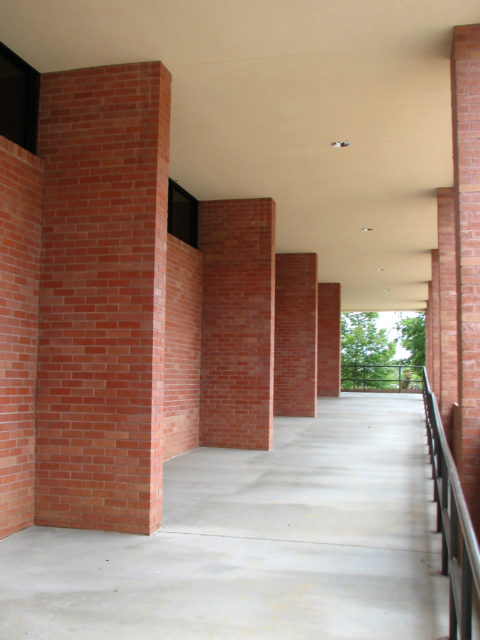 Bryan Math and Science Building